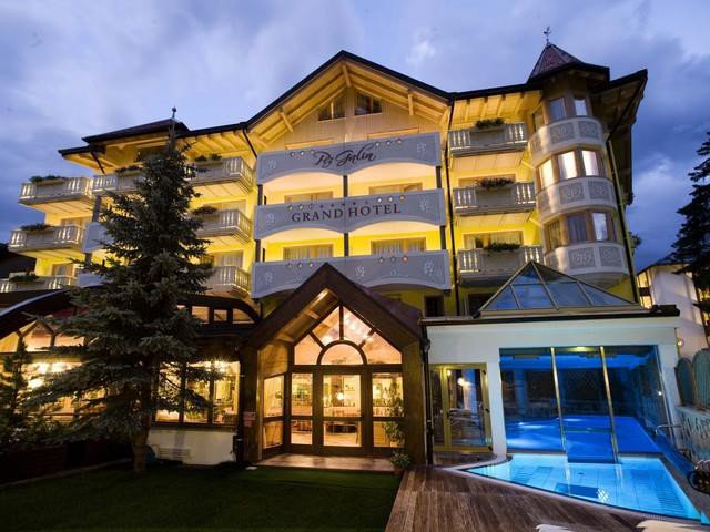 GRAND HOTEL  PIZ GALIN    (ANDALO) (TN)