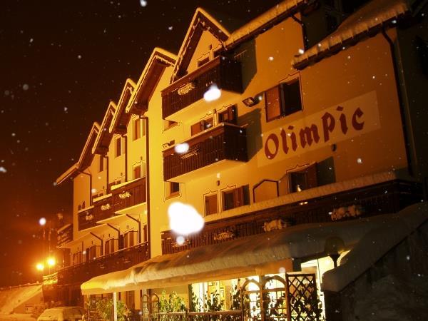 HOTEL  OLIMPIC               (BASELGA DI PINE')  (TN)
