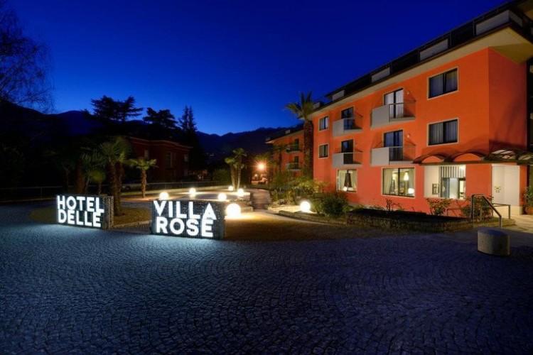 HOTEL  VILLA  DELLE  ROSE              (ARCO) (TN)