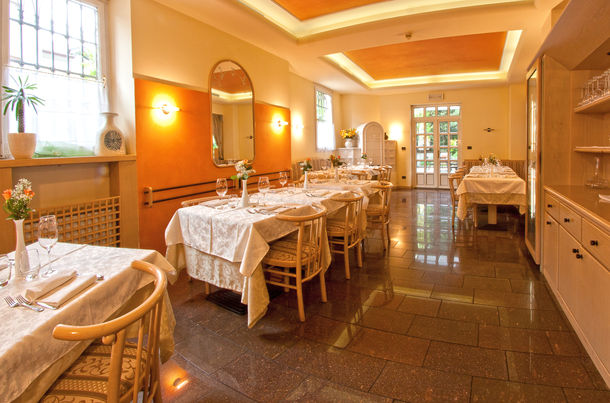 HOTEL  CLES  OSTERIA PALAZAN                                                                                    (CLES)  (TN)