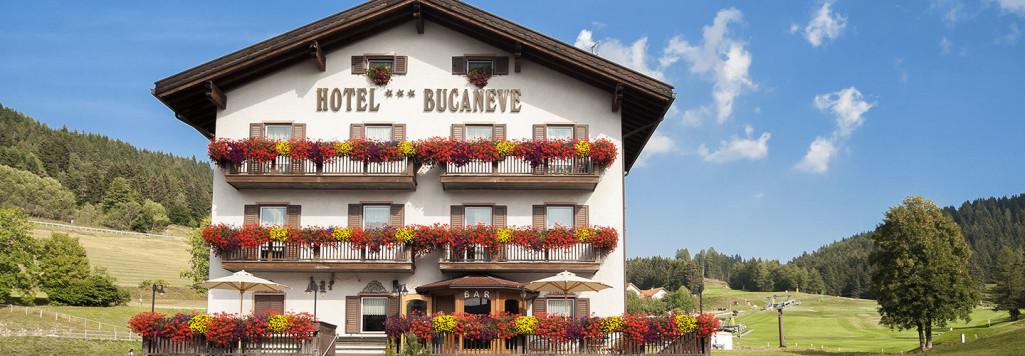 HOTEL  BUCANEVE   (FOLGARIA)  (TN)