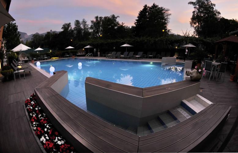 HOTEL  FLORIDA                                                (LEVICO TERME)  (TN)