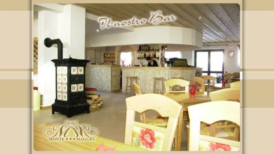 HOTEL  MONTE  MAGGIO                                                     (FOLGARIA)  (TN)