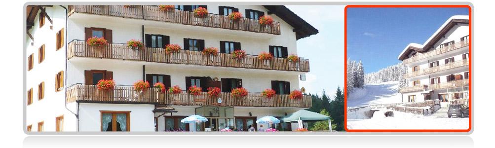 HOTEL ORTESINO                                                                                         (FOLGARIA)  (TN)