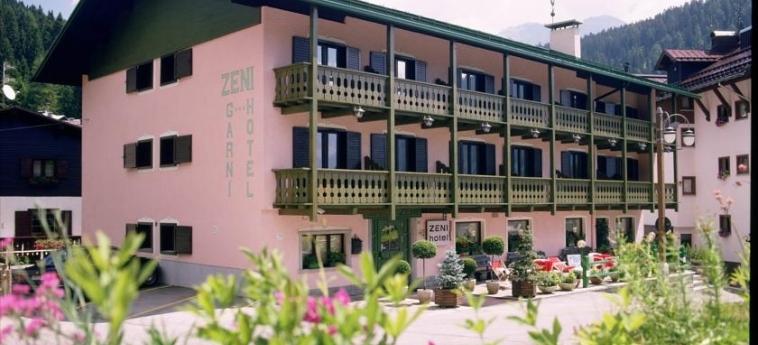 HOTEL  GARNI'  ZENI       (MADONNA DI CAMPIGLIO)   (TN)