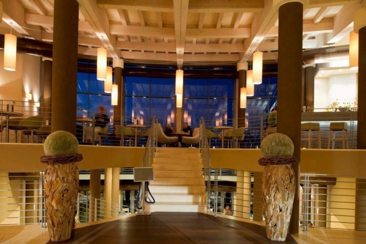 LE  BLANC  HOTEL  &  SPA                     (MONTE  BONDONE)     (TN)