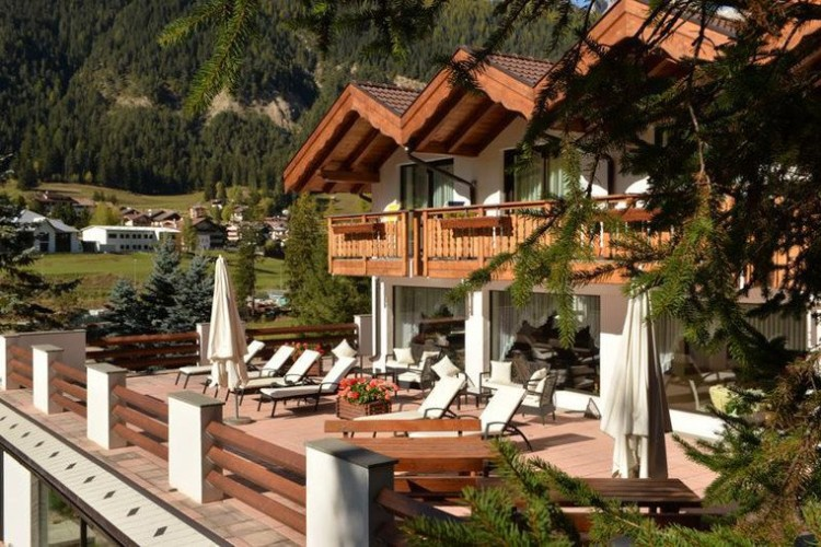 HOTEL TERME ANTICO BAGNO               (POZZA DI FASSA) (TN)