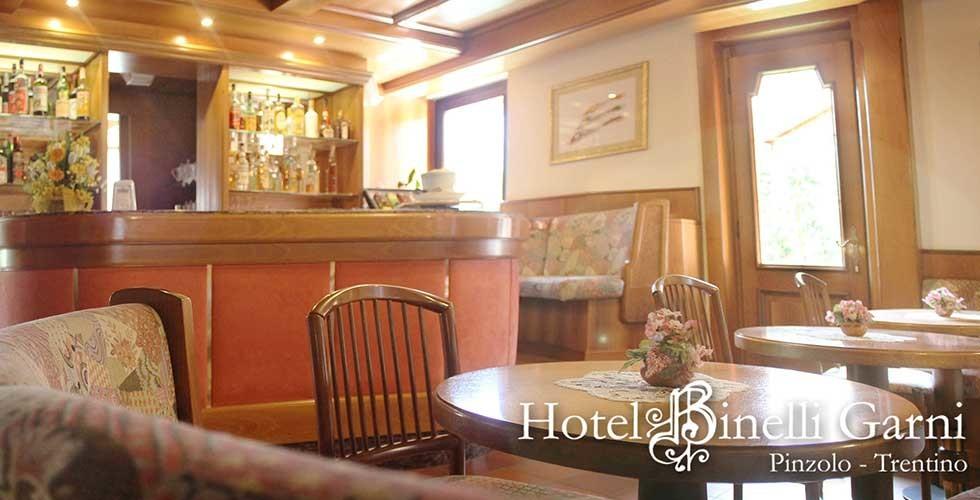 HOTEL BINELLI  GARNI'            (PINZOLO) (TN)