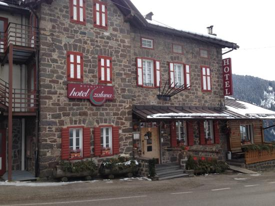 MOUNTAIN HOTEL  ZALUNA                  (PREDAZZO)  (TN)