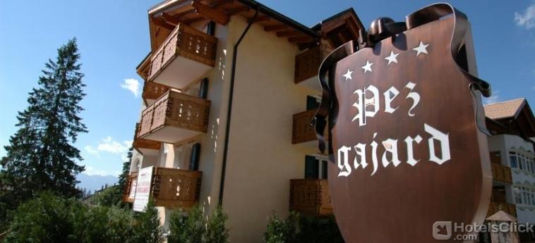 HOTEL RESIDENZA PEZ GAJARD           (SAN MARTINO DI CASTROZZA) (TN)