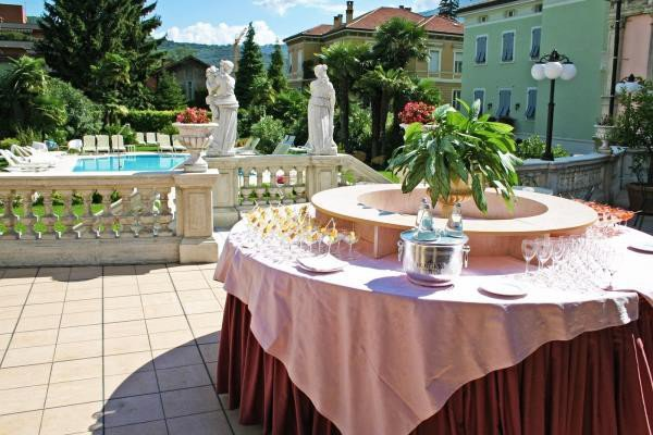GRAND HOTEL LIBERTY            (RIVA DEL GARDA)  (TN)