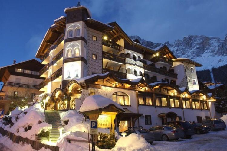 Hotel Letizia San Martino Di Castrozza Siror Trento