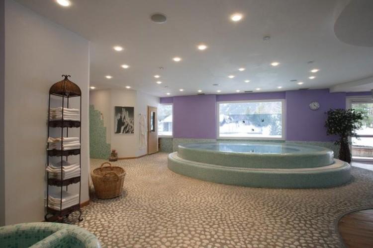 HOTEL  SAVOIA              (SAN MARTINO DI CASTROZZA) (TN)