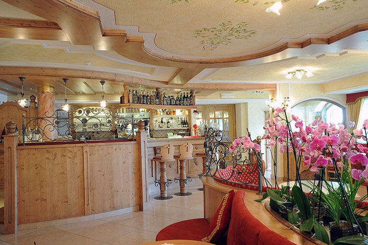 HOTEL  STALON                   (SAN MARTINO DI CASTROZZA)   (TN)