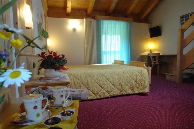 HOTEL  ALPINO      (VARENA)  (TN)