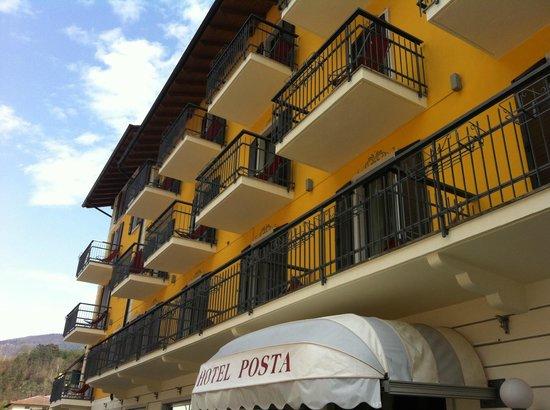 HOTEL  POSTA                                                                                       (COMANO TERME)  (TN)
