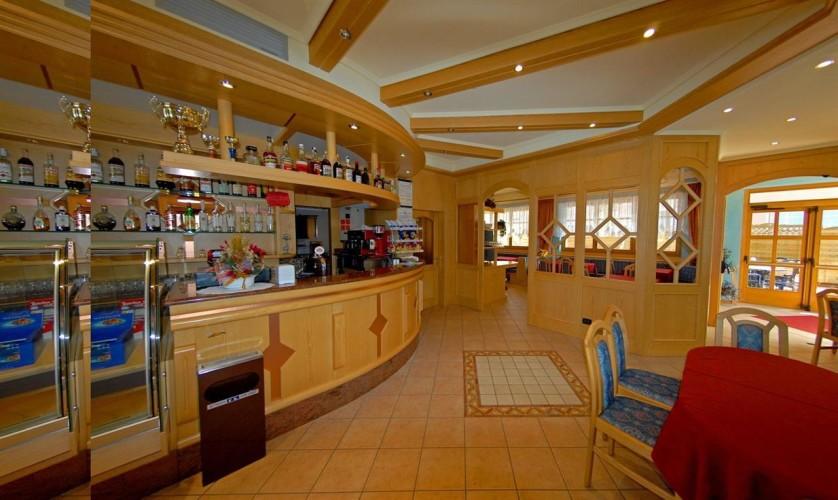 HOTEL  GARNI'  FIORDALISO    (ANDALO)   (TN)