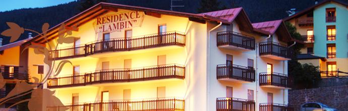 RESIDENCE  HOTEL  LAMBIN     (ANDALO)  (TN)