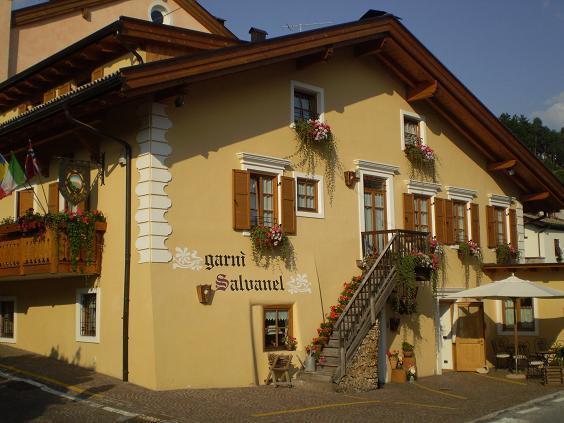 HOTEL  GARNI'  SALVANEL               (CAVALESE)  (TN)
