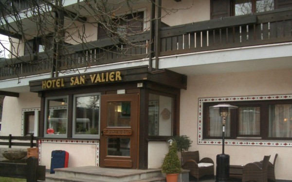 HOTEL  SAN  VALIER                  (CAVALESE)  (TN)