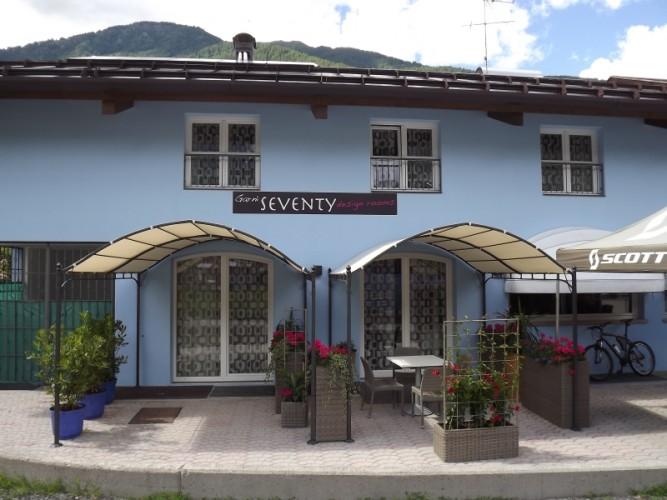 GARNI' HOTEL SEVENTY               (DIMARO) (TN)