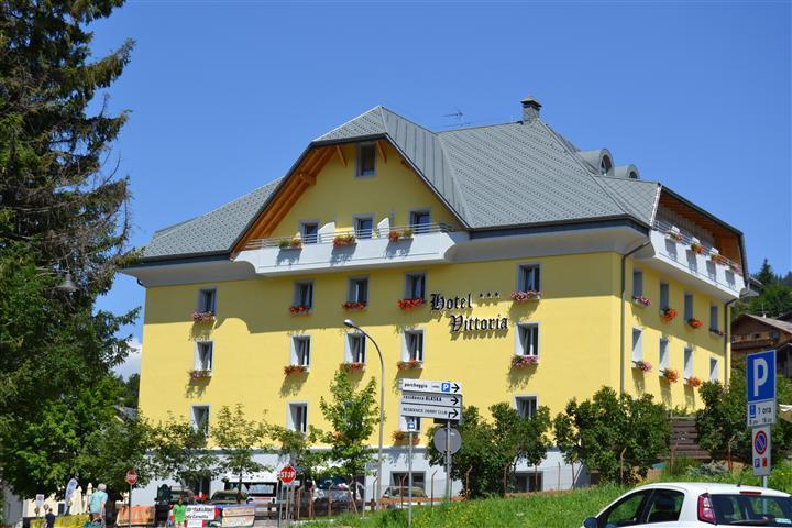 HOTEL  VITTORIA                                                                                     (FOLGARIA)  (TN)