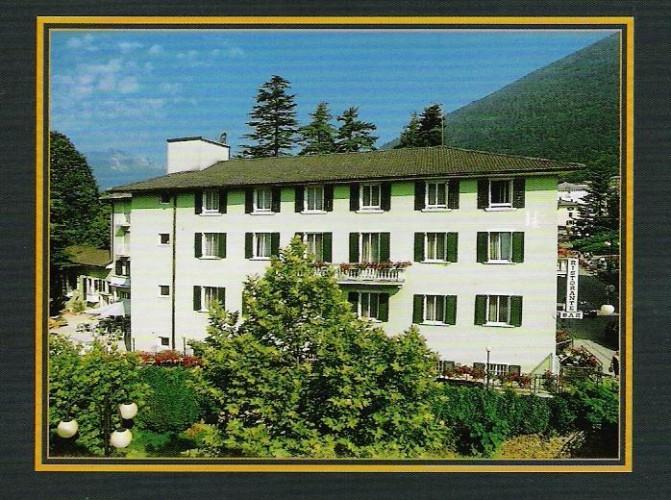 HOTEL CONCORDIA                                                             (LEVICO TERME) (TN)