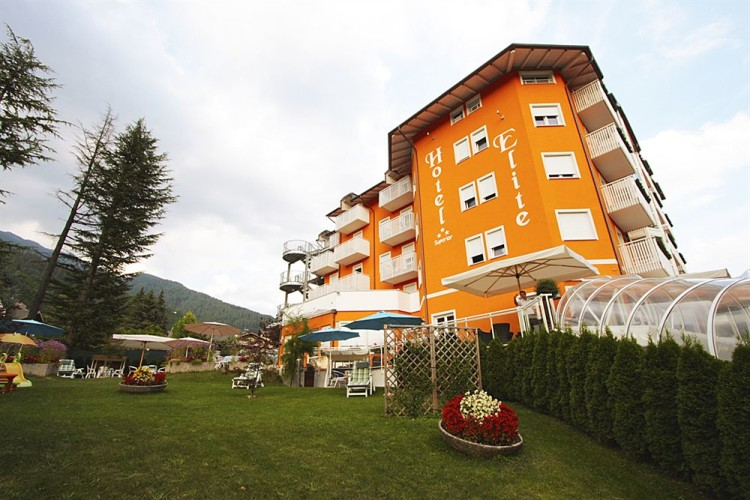 NATURE BIO HOTEL ELITE                                                    (LEVICO TERME) (TN)