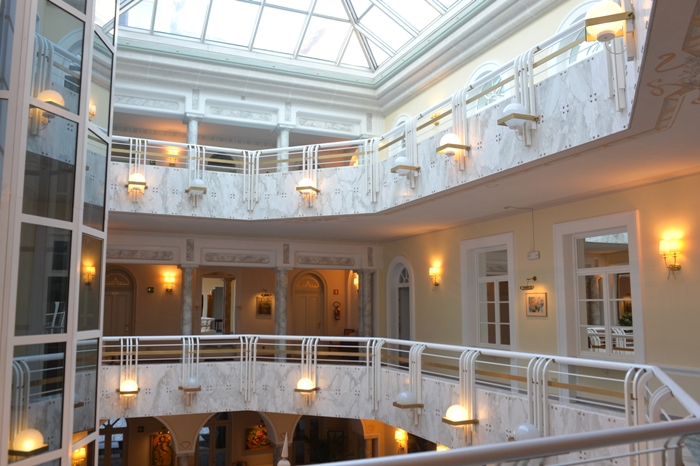 GRAND HOTEL IMPERIAL                                      (LEVICO TERME)  (TN)