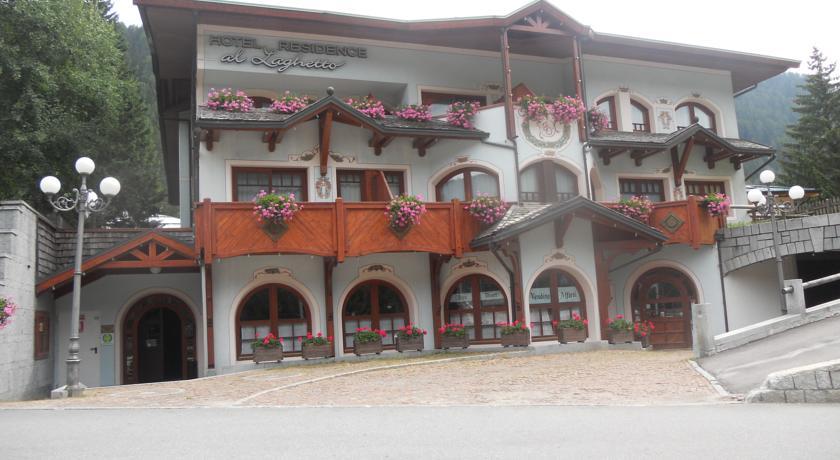 HOTEL RESIDENCE AL LAGHETTO                                       (MADONNA DI CAMPIGLIO) (TN)