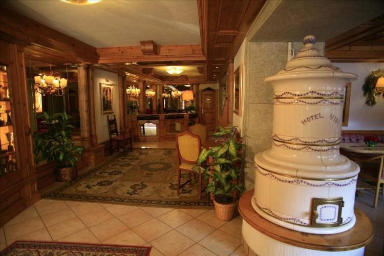 ALPEN  HOTEL  VIDI       (MADONNA DI CAMPIGLIO)    (TN)