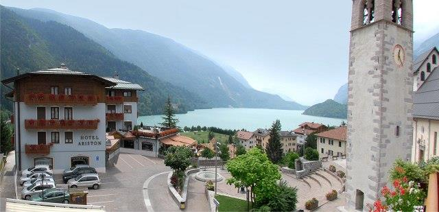HOTEL ARISTON      (MOLVENO) (TN)