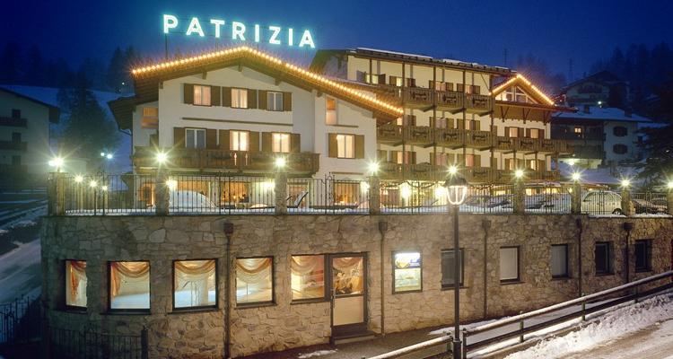 HOTEL PATRIZIA (MOENA)   (TN)