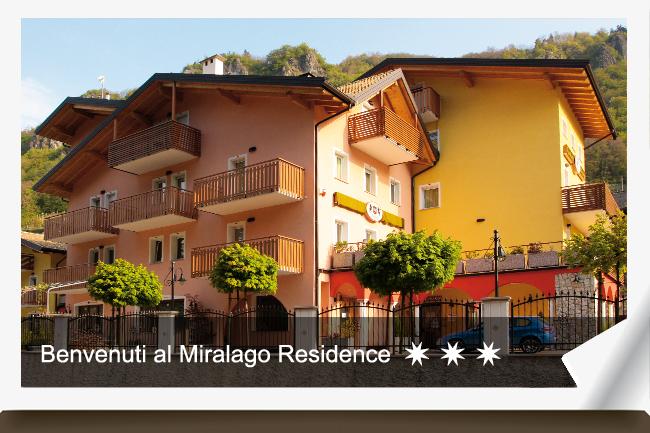 RESIDENCE  HOTEL  MIRALAGO                      (PERGINE VALSUGANA)  (TN)
