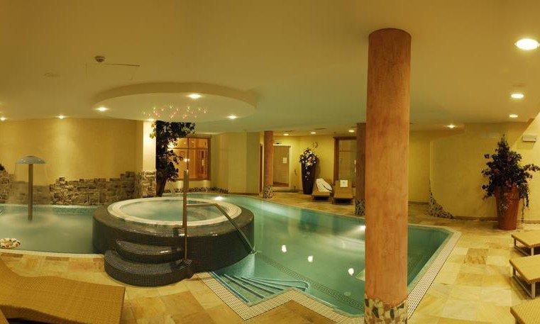 HOTEL  BELVEDERE     (SAN MARTINO DI CASTROZZA)   (TN)