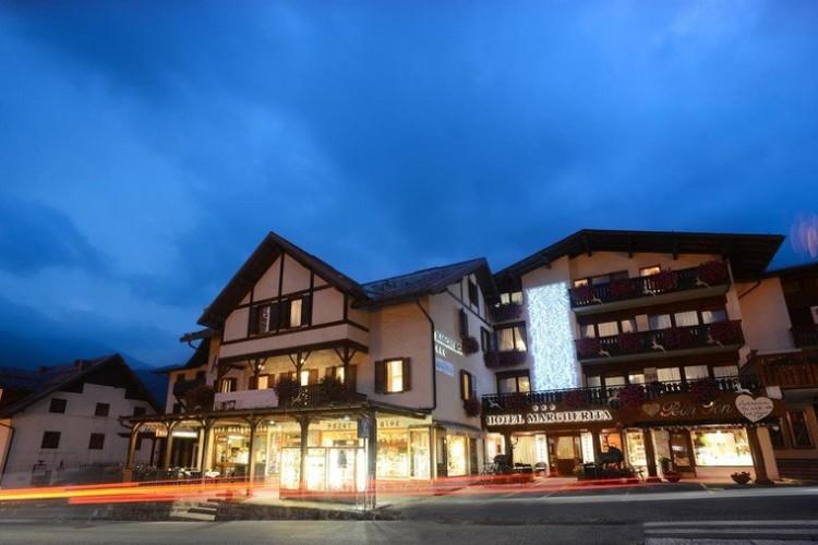 HOTEL ALBERGO MARGHERITA          (SAN MARTINO DI CASTROZZA) (TN)