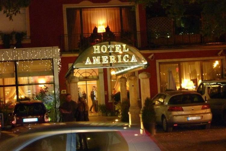 HOTEL  AMERICA     (TRENTO)  (TN)