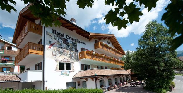 HOTEL  CRISTALLO           (VIGO DI FASSA)  (TN)