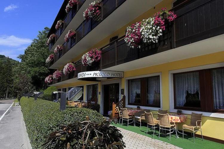 PICCOLO HOTEL ORLANDI              (COMANO TERME)  (TN)