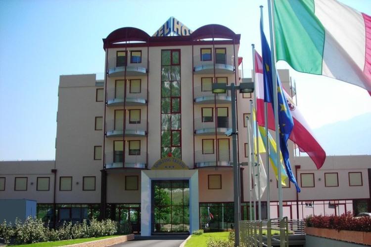 HOTEL  SPORTING  TRENTO   (TRENTO)  (TN)